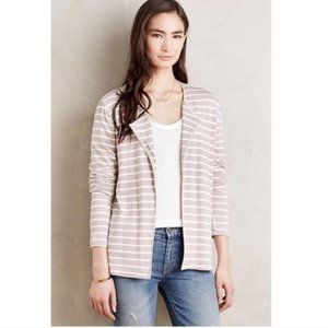 Anthropologie Bordeaux Reading Room Cardigan